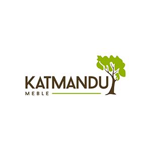 Białe meble do gabinetu - Meble Katmandu
